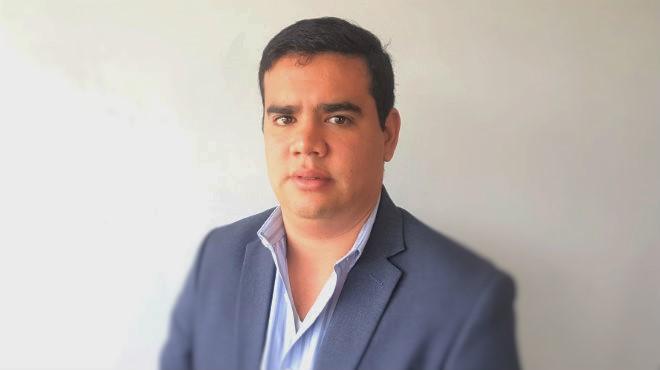 Sergio Jurado, director del Hospital del IESS de Portoviejo.