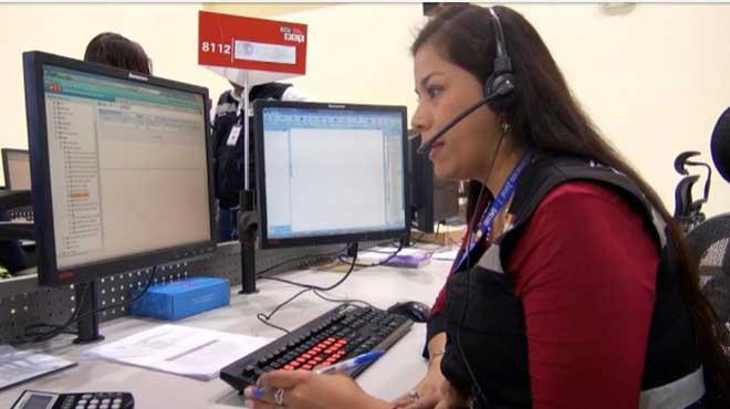 ECU 911 resalta la importancia de que los niños estén preparados para actuar frente a una emergencia.