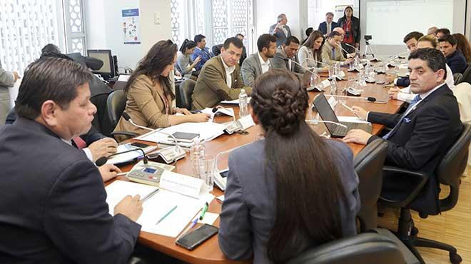 Comisión de la Salud.