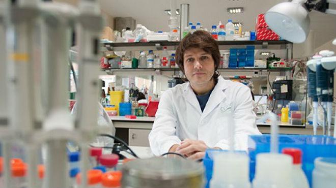 Marc Claret, investigador.