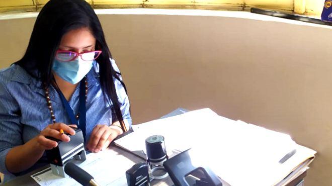 Este servicio fue habilitado en la oficina de Chimborazo.