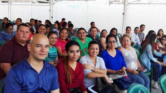 Socializaci�n de la Asociaci�n Ecuatoriana de Profesionales de la Salud