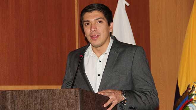 Alfredo Olmedo, director nacional de Vigilancia Epidemiol�gica del MSP.