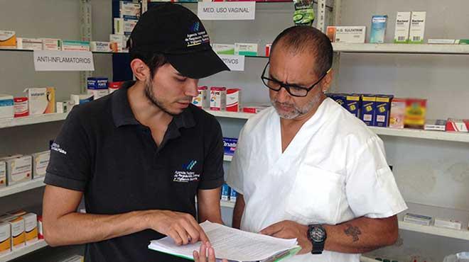 ARCSA brinda capacitaciones sobre recepci�n, almacenamiento y dispensaci�n de medicamentos a dependientes de farmacias.
