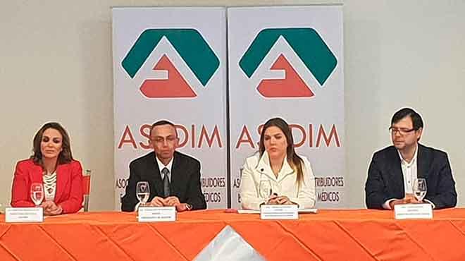 Cristina Murgueitio, Oswaldo Rodríguez, Alejandra Vicuña, Juan Carlos Galarza.