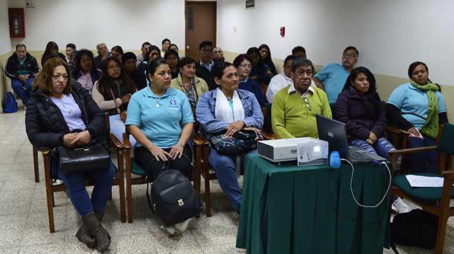 Pacientes de acromegalia de Quito y Guayaquil.