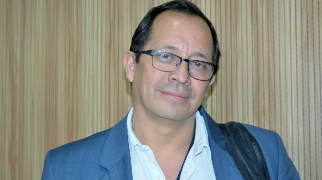 David Acurio, Universidad de Cuenca.