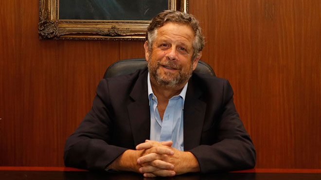Adolfo Rubinstein, ministro de Salud de Argentina