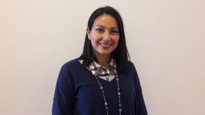 Adriana Pav�n, subdirectora de Docencia e Investigaci�n del HEEE.