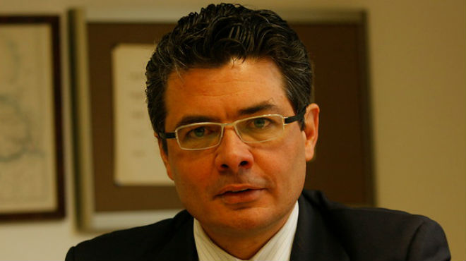 Alejandro Gaviria Uribe, ministro de Salud.