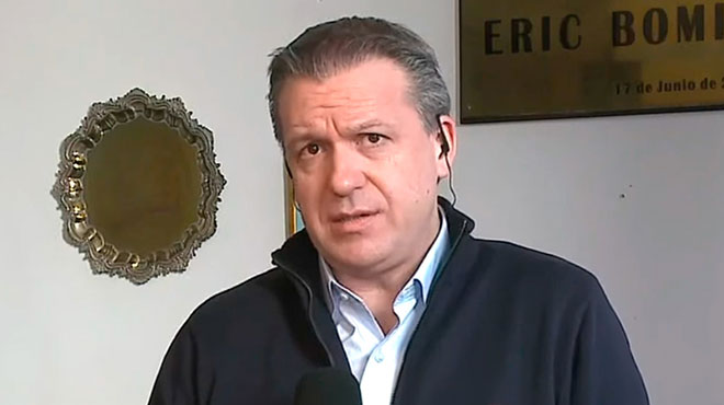 Alejandro Antalich, presidente ejecutivo de ICC