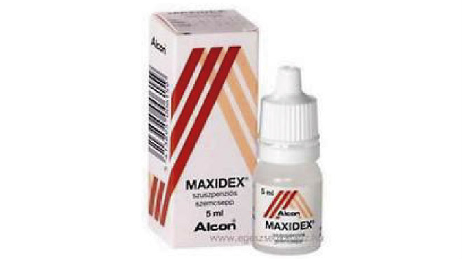 El lote 70285 relacionado al medicamento ?Maxidex 0.1% es fraudulento y su comercializaci�n en Ecuador es ilegal.