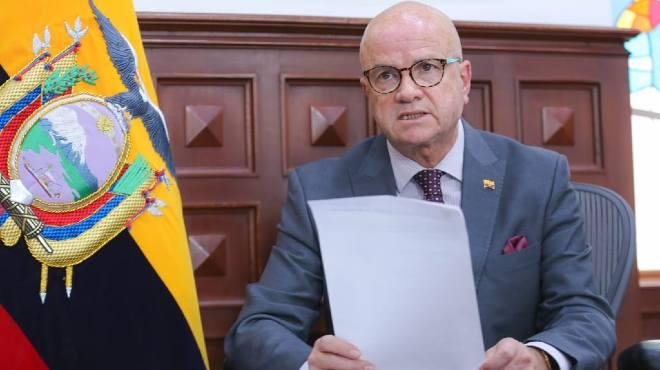 El vicepresidente de la Rep�blica Alfredo Borrero ostenta esta designaci�n.