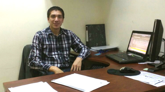 Alfredo Olmedo, Federaci�n de Profesionales de la Salud Rural