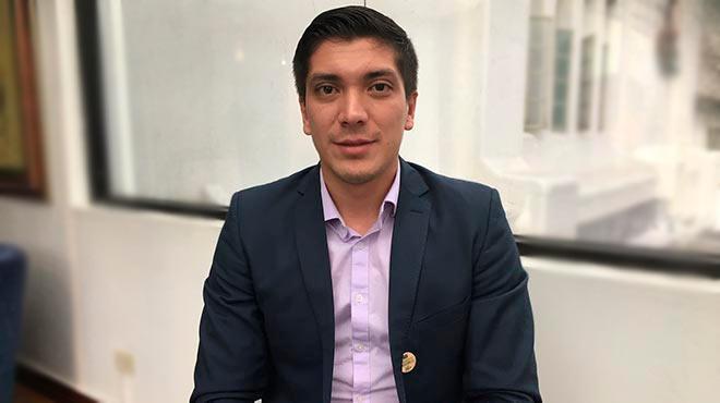 Alfredo Olmedo, director Nacional de Vigilancia Epidemiol�gica.
