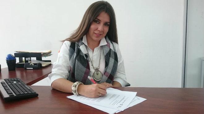 Amelia Briones, directora nacional de calidad de los servicios de Salud.