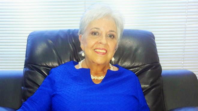 Ana Leticia Febres Cordero, paciente de Life and Hope.