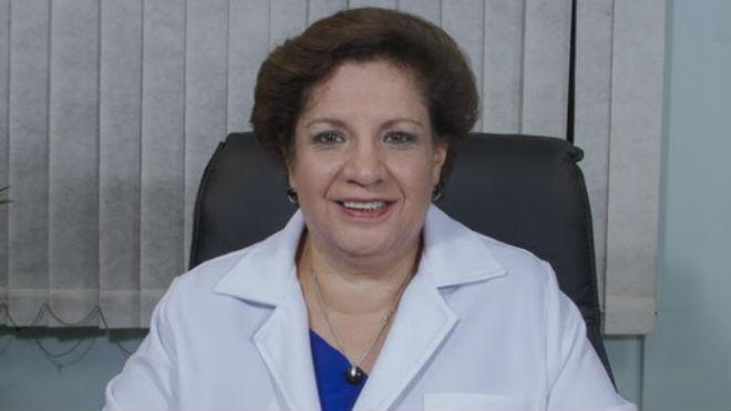 Ana Paulina Celi, infect�loga.