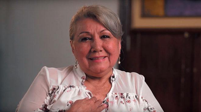 Ana Delgado, directora de la Fundaci�n Lluvia de Gracia.