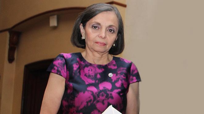 Ana Delgado, directora Ejecutiva ACHPE.