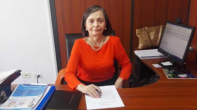 Ana Delgado, directora ejecutiva de ACHPE