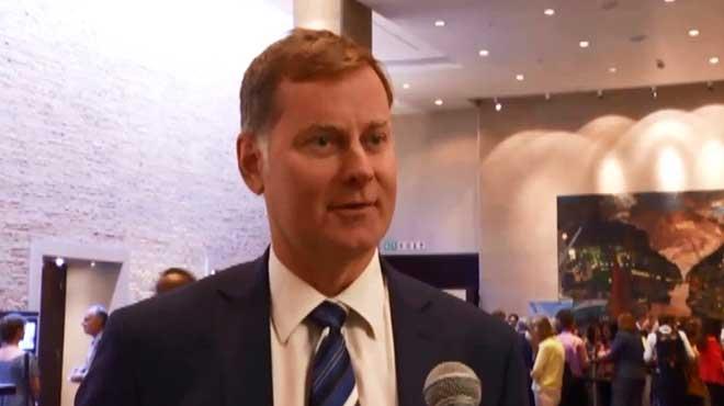 Anders Vinther, director de calidad de Sanofi Pasteur