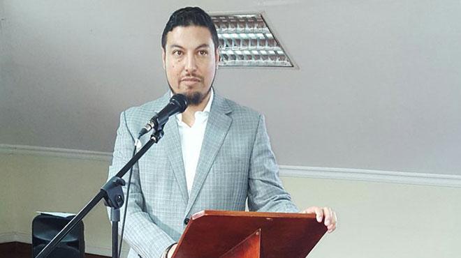Andr�s Sotomayor, nuevo gerente del HEEE.