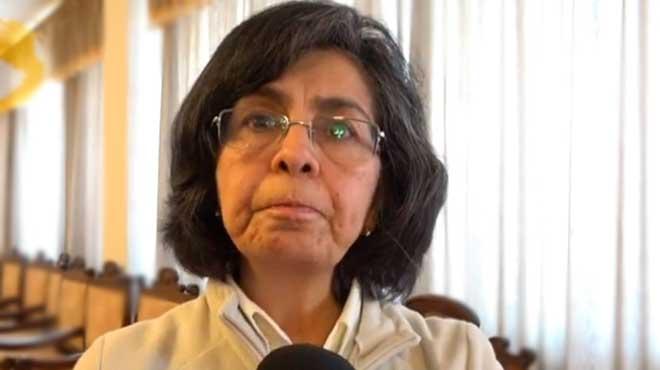 Anita Villafuerte, directora del HCB.