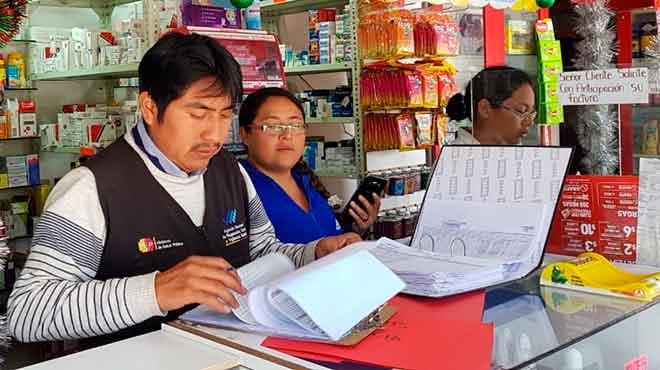 Las farmacias deben realizar este prcedimiento cada a�o.