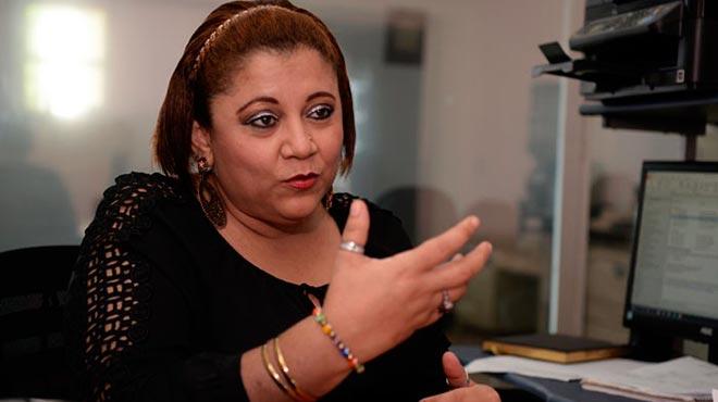 Arely Cano, secretaria regional de ICW