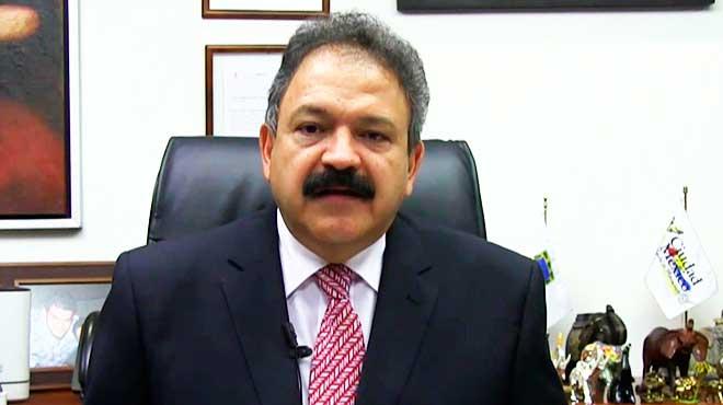 Armando Ahued Ortega, secretario de Salud de Ciudad de M�xico.