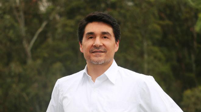 Augusto Rojas, director acad�mico de AMIR Ecuador.