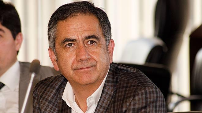 Augusto Barrera de la Senescyt.