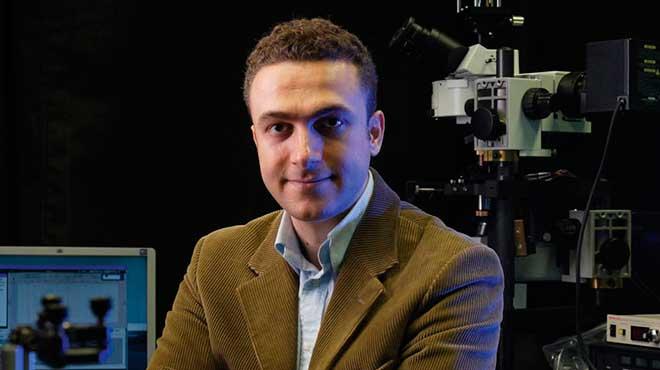 Aydogan Ozcan, Universidad de California Los �ngeles.