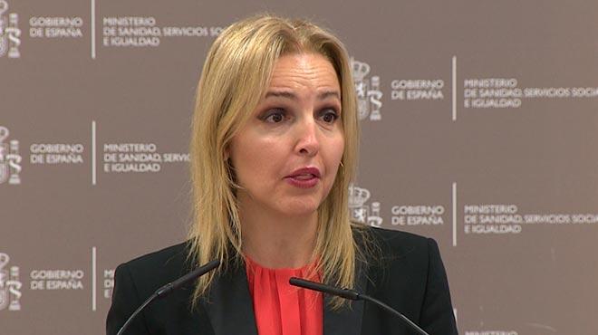 Beatriz Dom�nguez-Gil, directora de la ONT