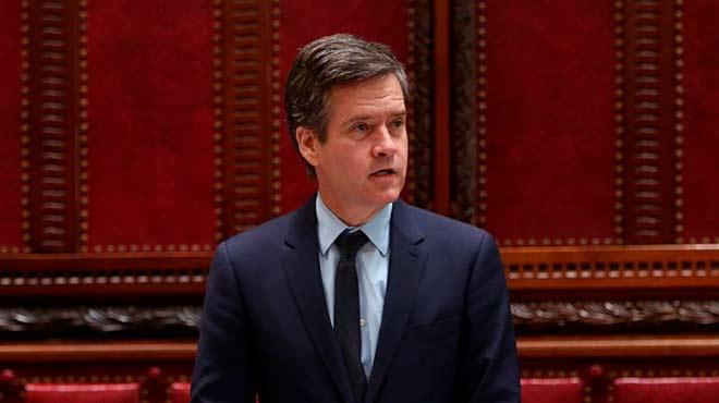 Brad Hoylman, senador de Nueva York.