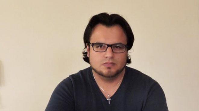 Byron Bustamante, docente e investigador de la UTPL.