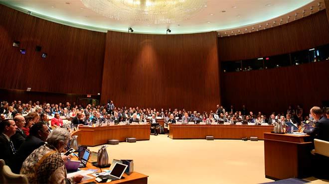 Del 23 al 27 de septiembre en Washington se llevará a cabo el 56º Consejo Directivo de OPS.