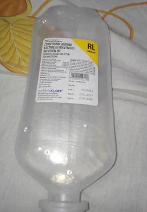 El producto con etiqueta en ingl�s no cuenta con registro sanitario ecuatoriano.