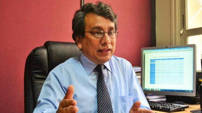 Yuri Cutipé, director de Salud Mental del Ministerio de Salud (Minsa).