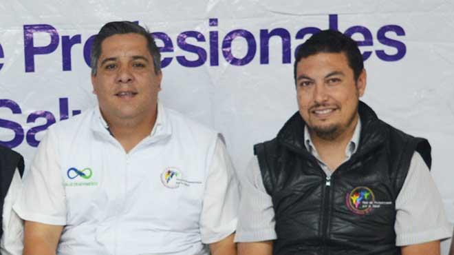 Camilo Salinas y Andr�s Sotomayor.