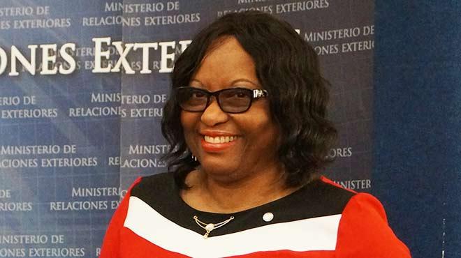 Carissa Etienne, directora de OPS/OMS