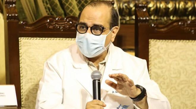 Carlos Farhat, coordinador de Salud del Municipio de Guayaquil.