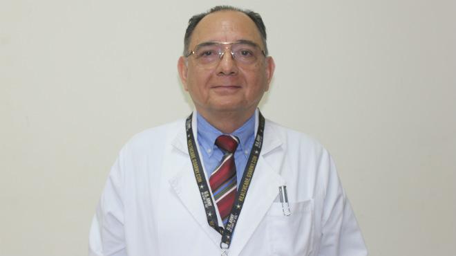 Carlos Orellana Rom�n, director tecnico del Instituto de Neurociencias.