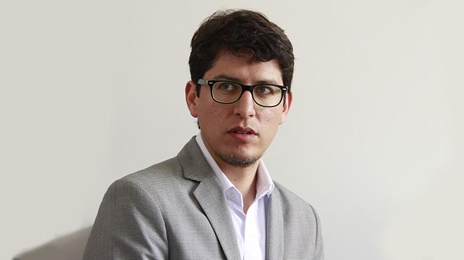 Carlos Dur�n, viceministro de Salud.