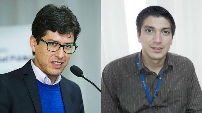 Carlos Dur�n y Alfredo Olmedo.