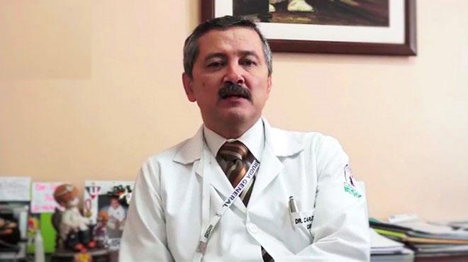 Carlos L�pez, cirujano.