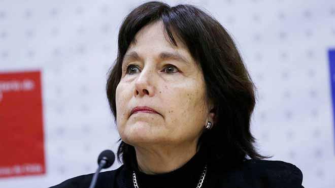 Carmen Castillo, ministra de Salud