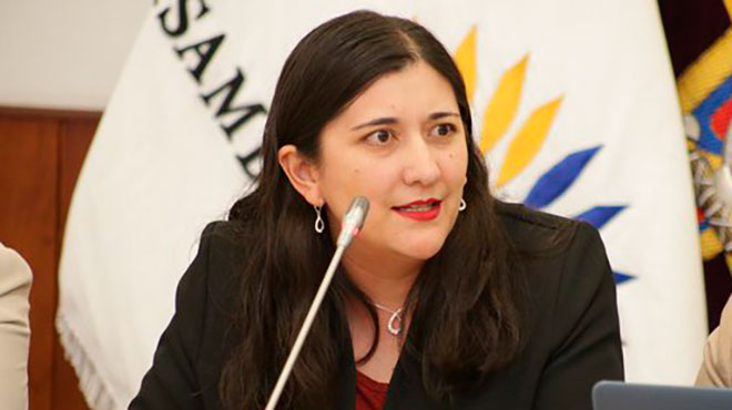 Carmen Guerrero, subsecretaria de Gobernanza del MSP.