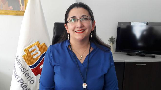 Carmen Guerrero, coordinadora zonal 9 de Salud